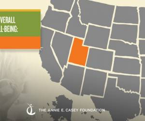 2017 Measures of Child Well-Being in Utah and the National Annie E. Casey Data Book Released