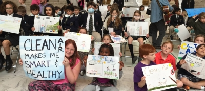 Rep. Lowry Snow and Utah Moms for Clean Air named 2016 Children's Champions