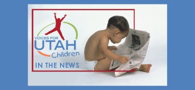 Voices for Utah Children looked at the Utah Legislature's actions through a racial and ethnic equity lens.