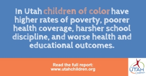 Gains, missed opportunities for Utah minority children during 2016 Legislative Session