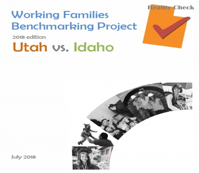 Benchmarking 2018: Utah vs Idaho