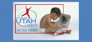How is Utah Investing in Kids? Utah Children's Budget Report 2017 Released